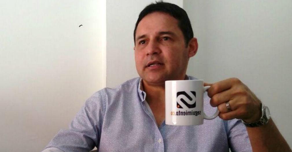 Honorio Henríquez, de visita en Seguimiento.co