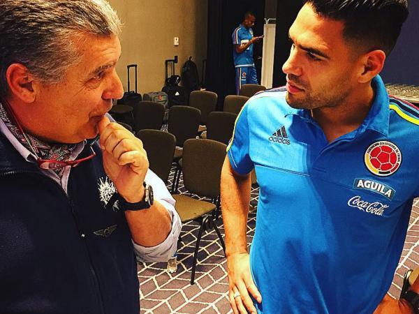 Carlos Páez y Falcao