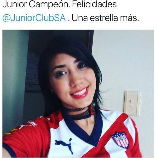 Hincha de Junior