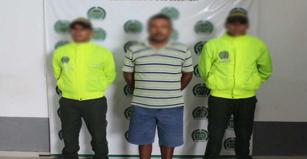 Dos hombres capturados por abusar de una menor de 14 años