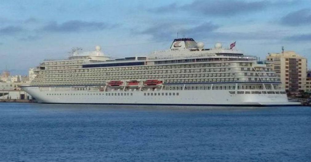 Santa Marta se prepara para recibir la primera visita del crucero Viking Sea