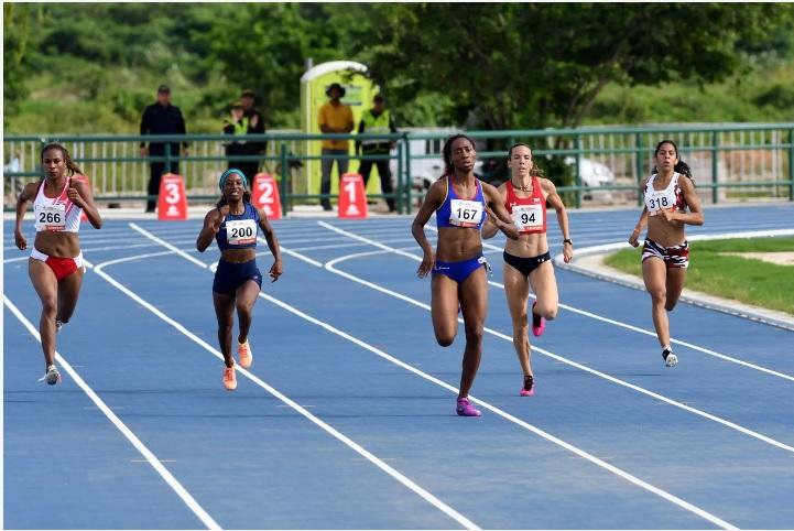 El atletismo tiene los primeros finalistas