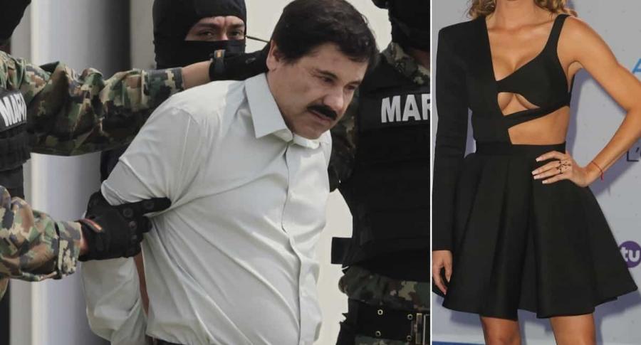 Estas famosas colombianas estarían en el 'prosticátalogo' del 'Chapo' Guzmán