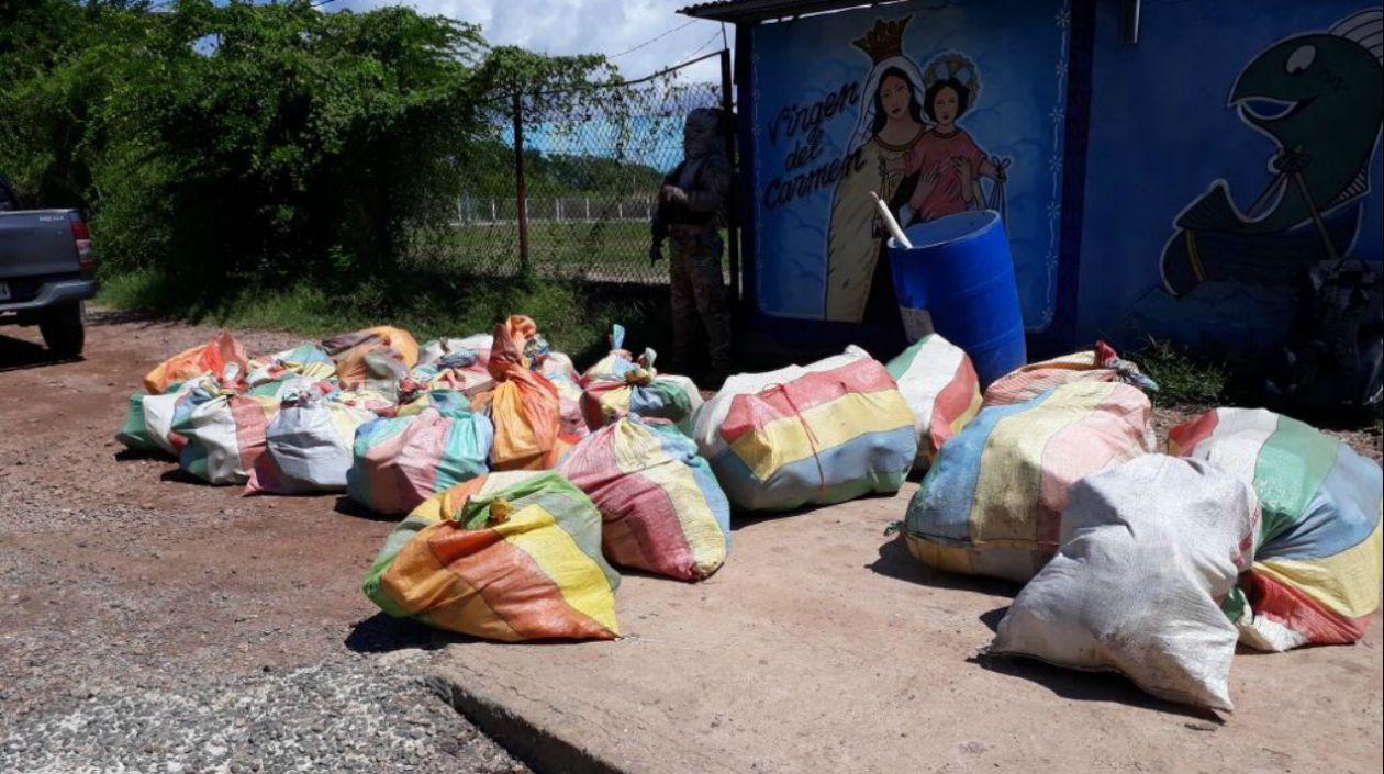Capturan a 3 colombianos con 723 paquetes de droga en Panamá