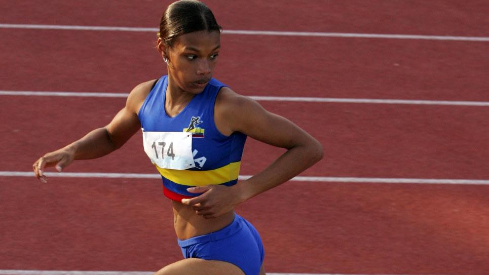 Comienza la fiesta del atletismo en los Juegos Bolivarianos