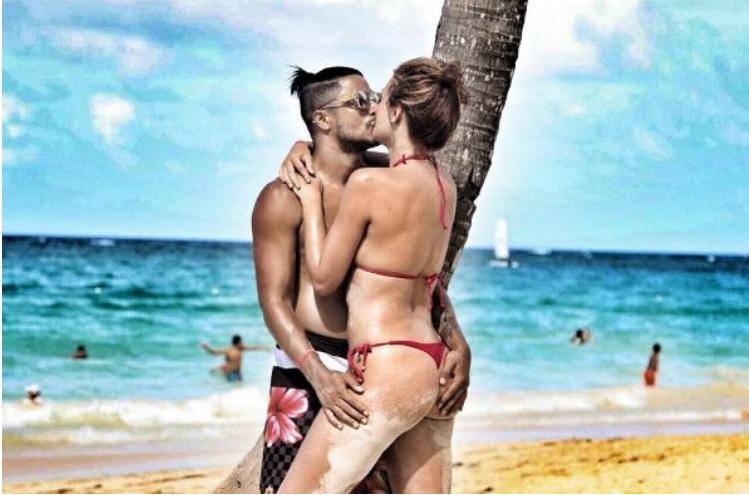 Sara Uribe y Daniel Calderon