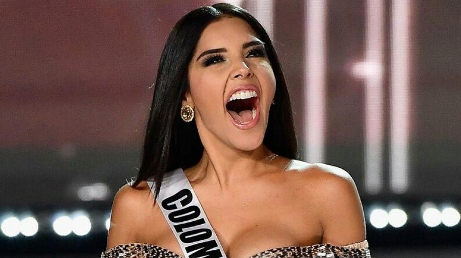 La Señorita Colombia, Laura González, es un ejemplo más de que las colombianas están cotizadas en el certamen.