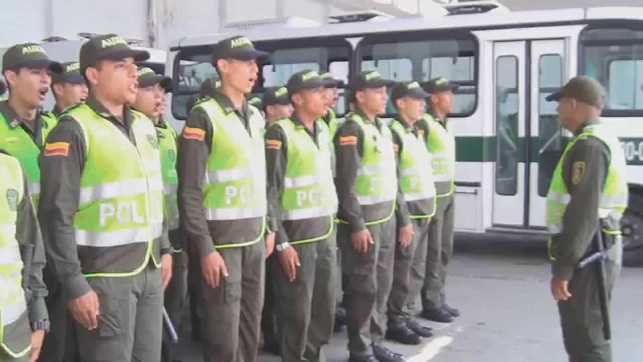 Policía abre convocatoria para que jóvenes se vinculen como auxiliares