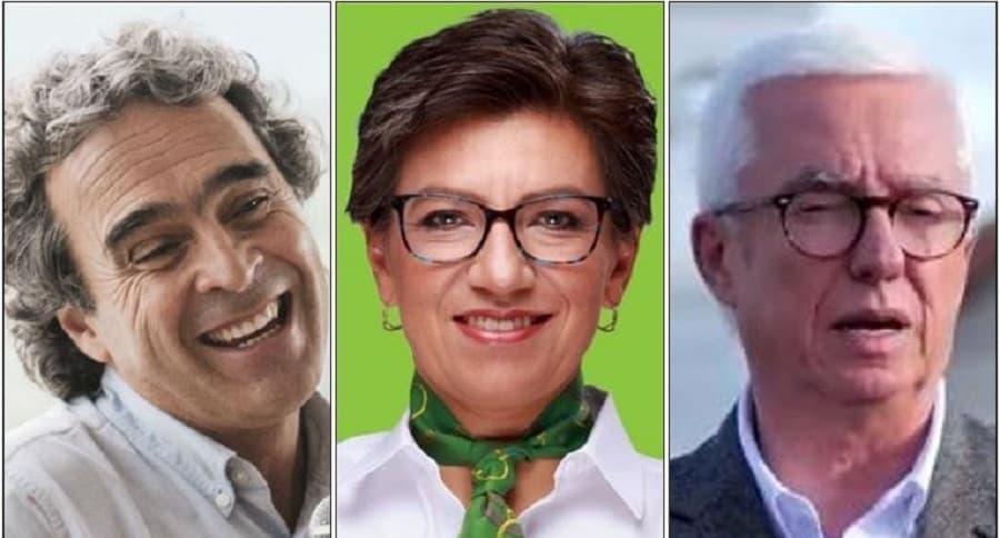 Se rompe coalición entre López, Fajardo y Robledo