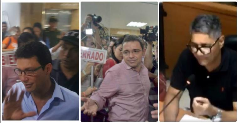 Juez liberó a Martínez y Caicedo por vicios de forma y no por falta de pruebas: Fiscalía