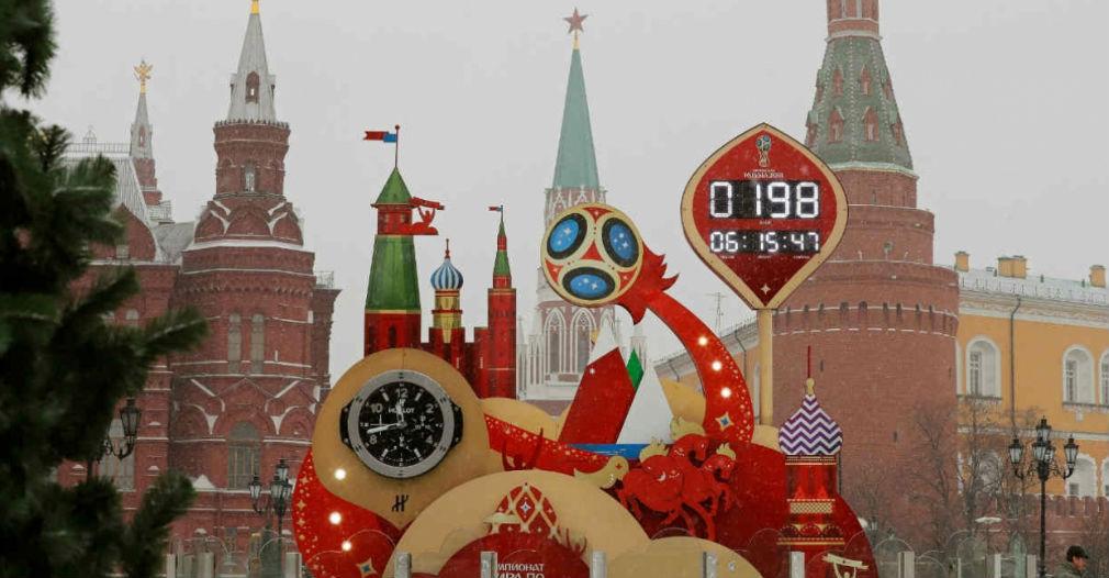 El Kremlin dice que costos del Mundial se amortizarán social y económicamente