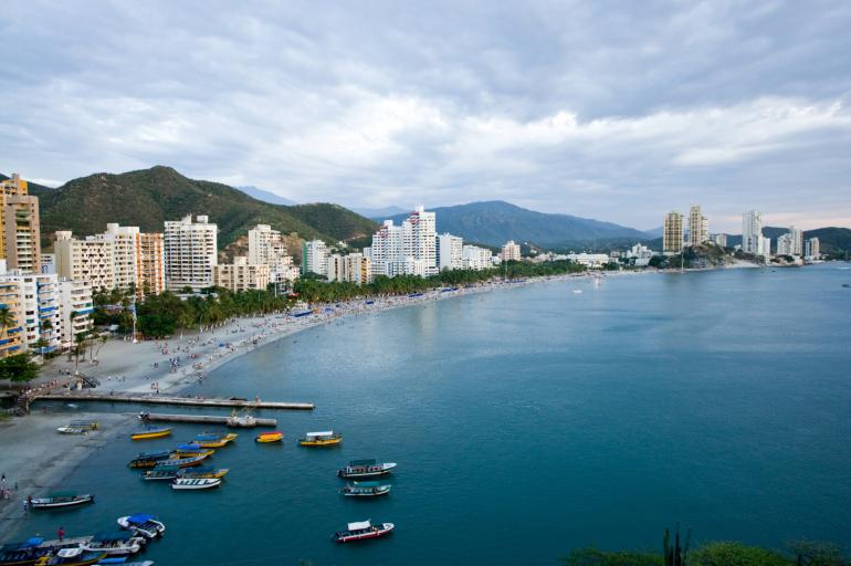 Santa Marta, entre las 9 mejores ciudades para vivir en Colombia