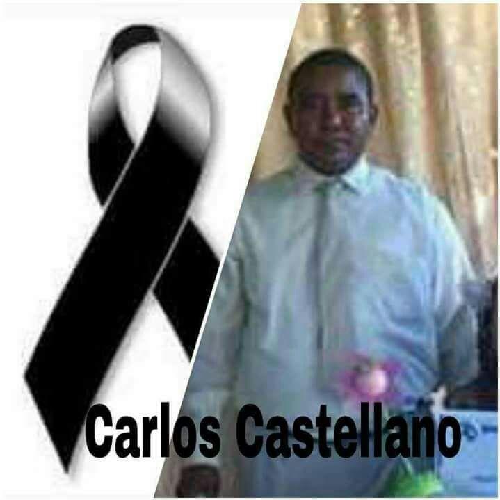 Carlos Castellano, pastor evangélico, fue la víctima mortal en este accidente.