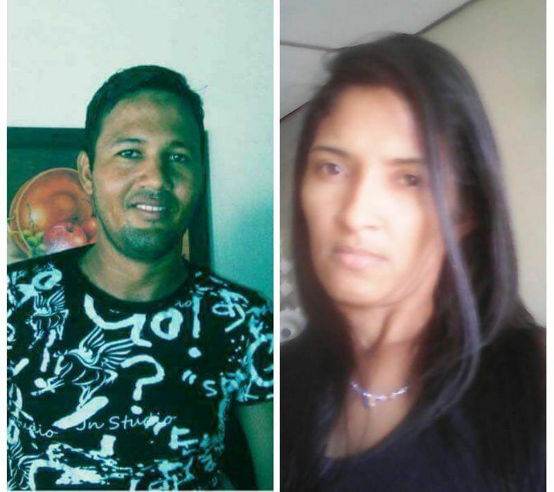 Edgardo de la Cruz murió en el accidente, mientras que su pareja resultó herida.