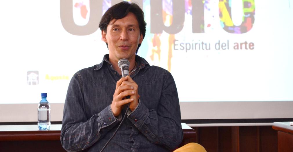 El periodista Enrique Patiño es un experimentado periodista y escritor samario.