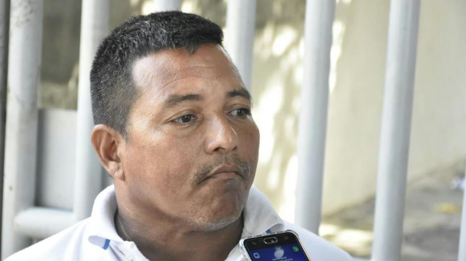 Eduardo Padilla, tío de Fredy Ferney Padilla Martínez.