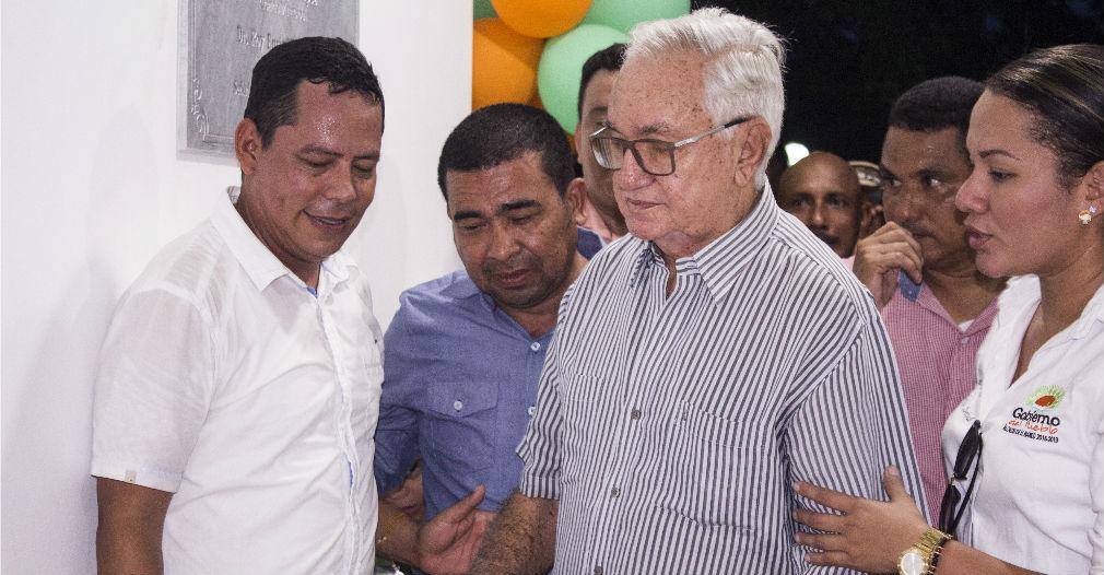 Víctor Rangel, Roy García, José Nayib Bayter y Paola Baños