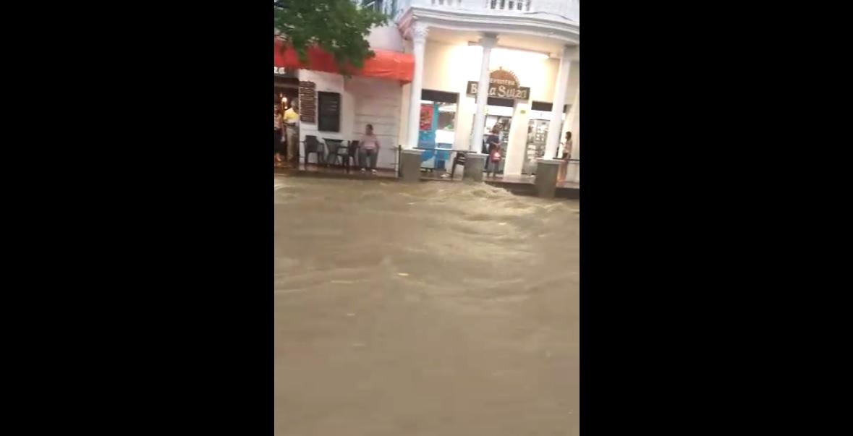 Essmar reporta 30% de la ciudad sin agua por daños ocasionados por la lluvia