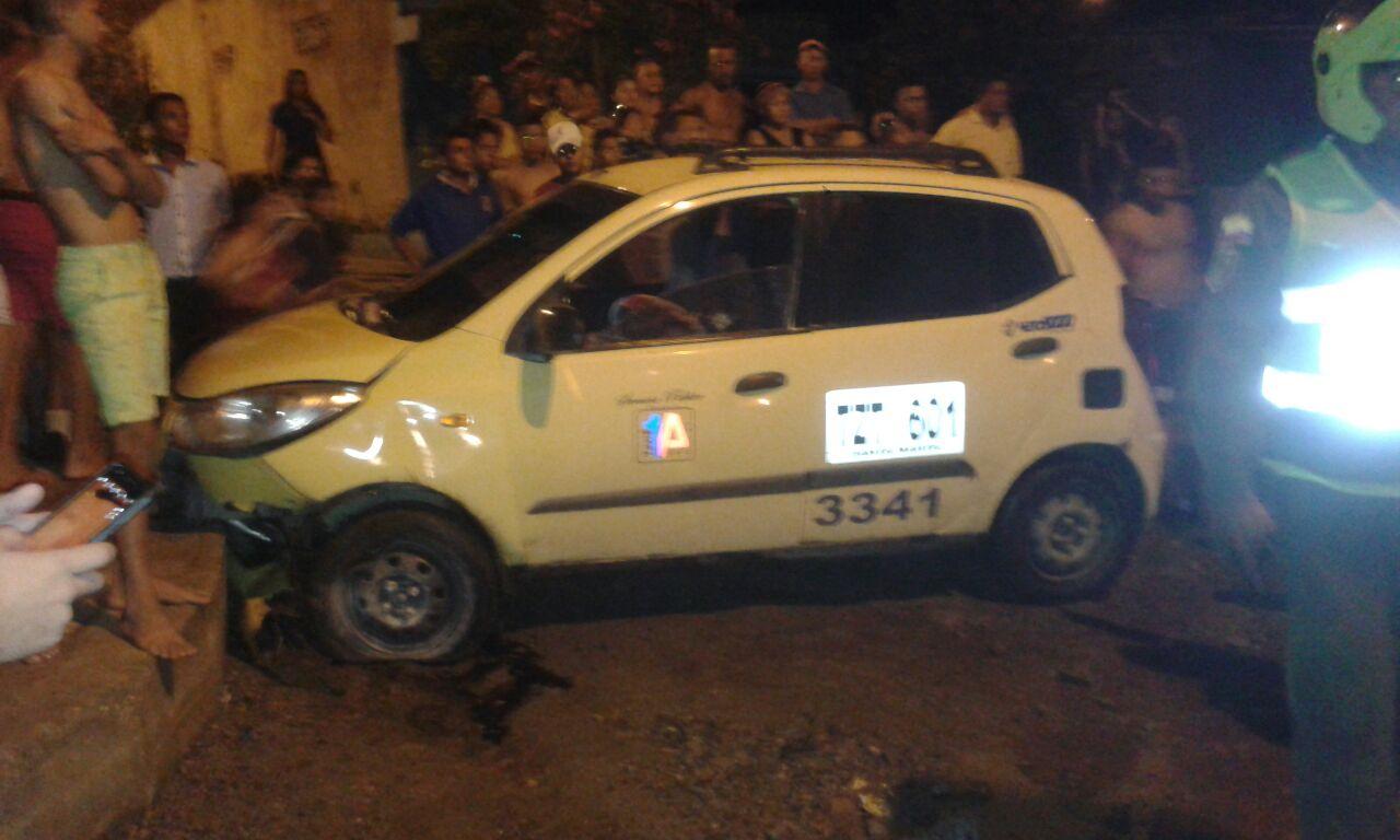 Asesinan otro taxista en Santa Marta