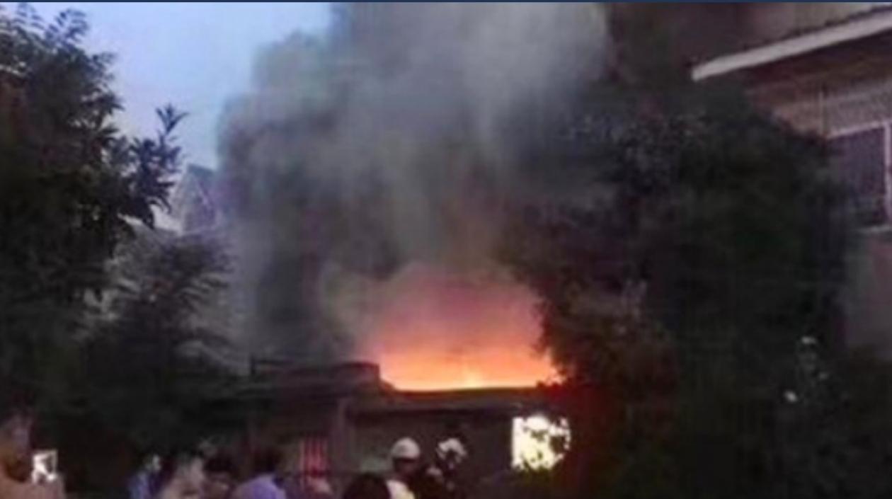 22 muertos en un incendio provocado en el este de China