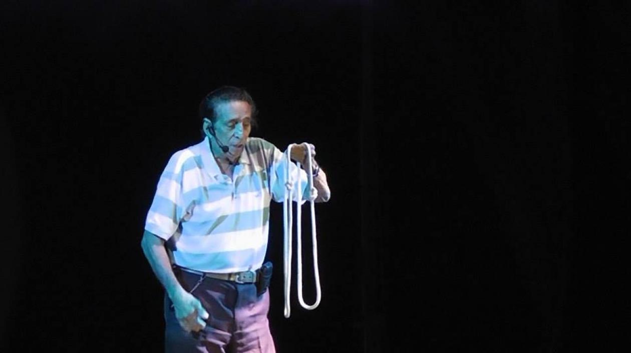 Falleció a los 87 años el Mago Borletti