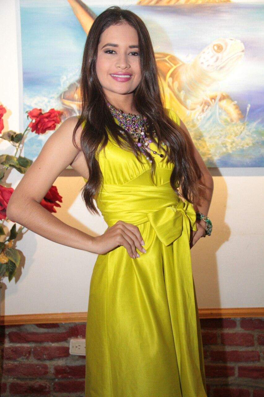 Danneth Sampayo, Representante de la Universidad del Magdalena.