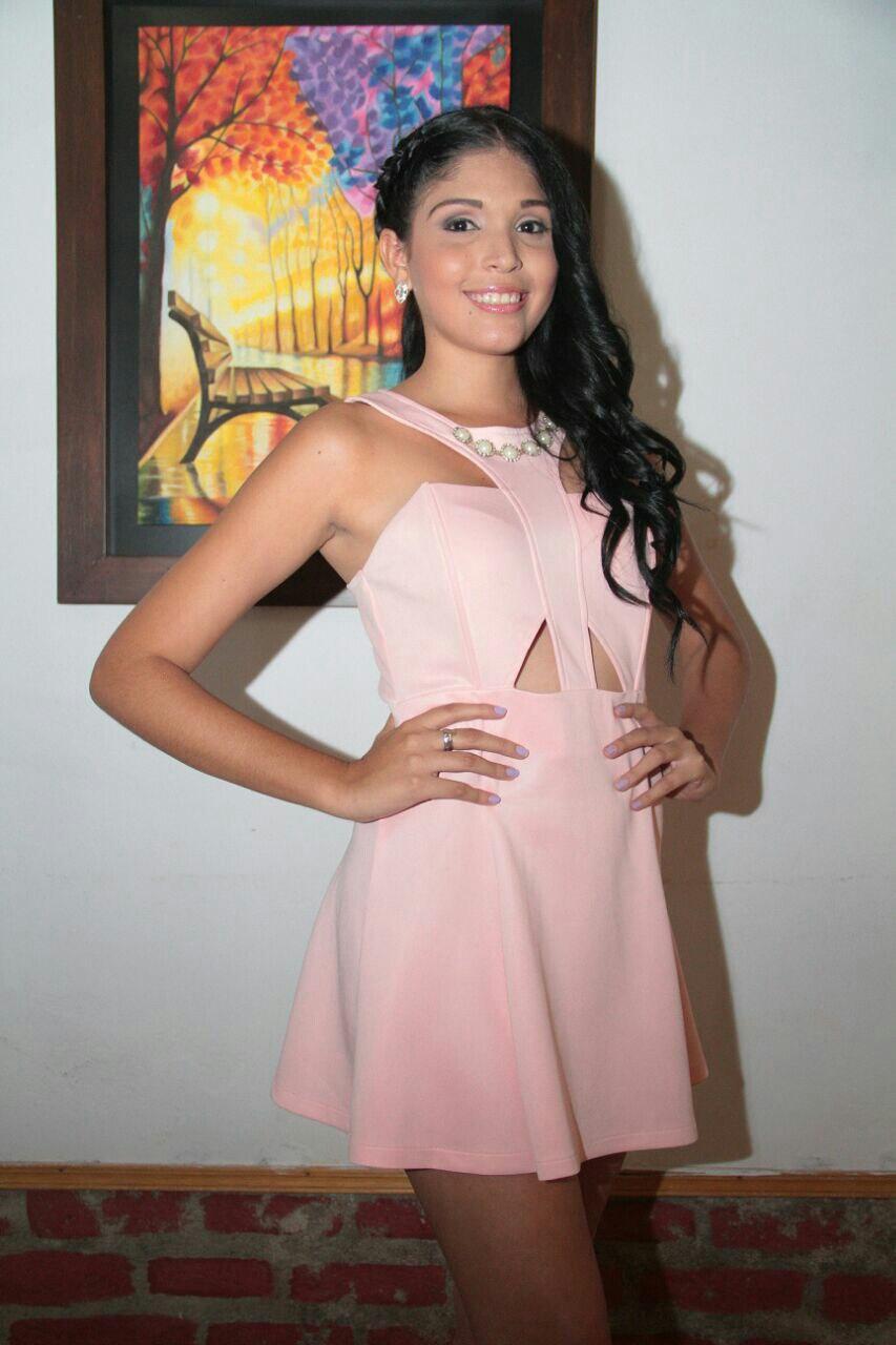 Dayana Carolina Vega, Localidad 1 - Curinca.