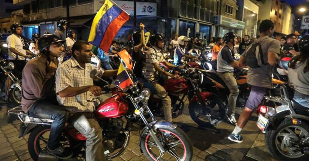 Venezolanos rechazaron la constituyente del Presidente Maduro