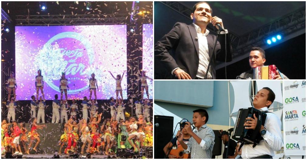 Estos son los artistas que estarán en los conciertos de la Fiesta del Mar