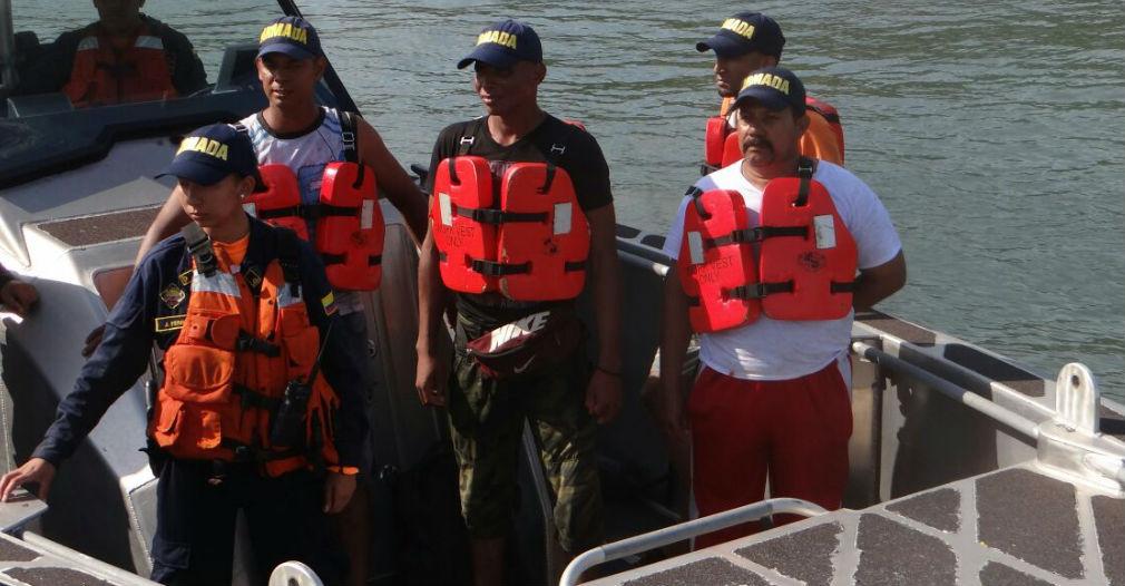 Tripulantes de un remolcador se salvaron de morir ahogados en Santa Marta