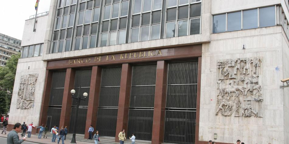 Banco de la República baja su tasa de interés a 5,5%