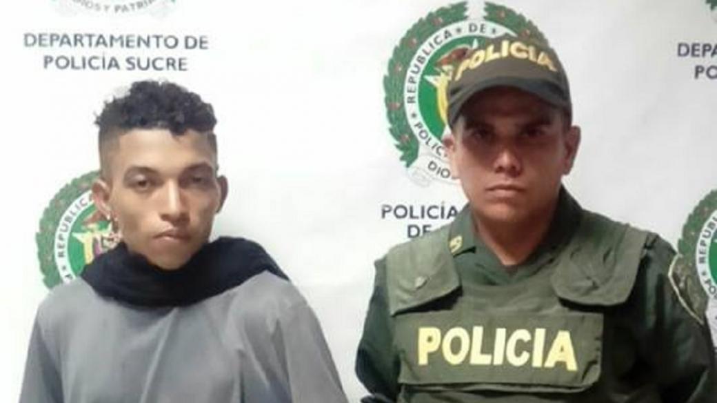 Lo capturaron por intentar sobornar a la Policía con 5 mil pesos