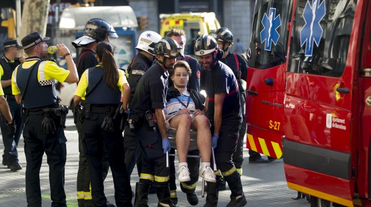 El Estado Islámico dice que los ataques en España fueron contra