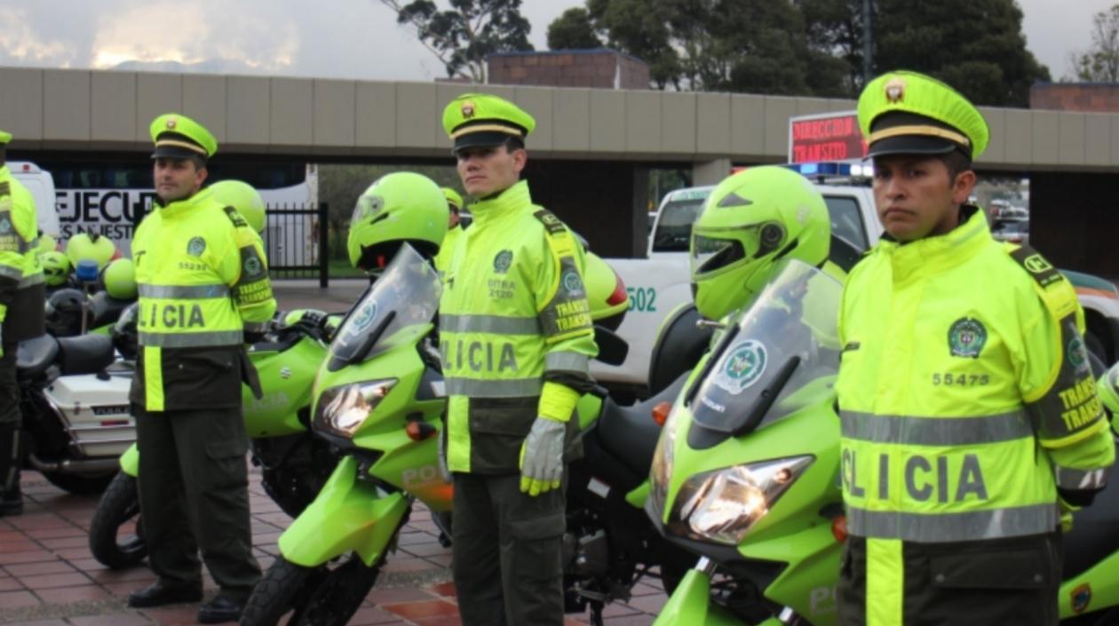 Policía reporta 10 muertos y 16 heridos en Colombia en el inicio del puente festivo
