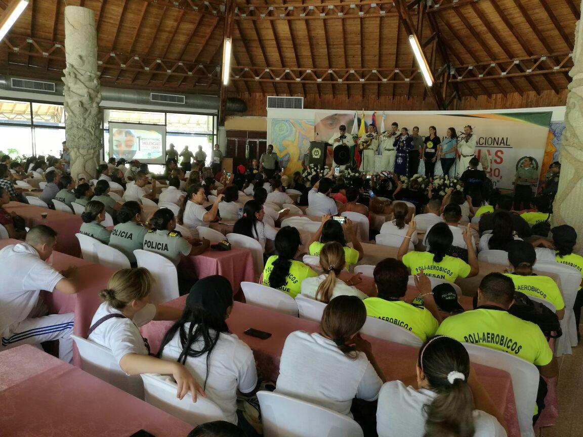 Finaliza exitosamente simposio internacional sobre la violencia de género