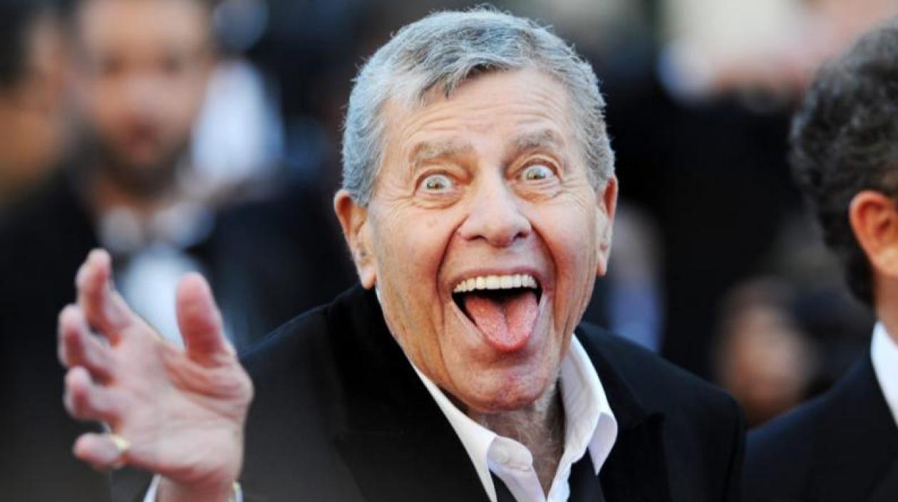 Murió el célebre actor y cómico Jerry Lewis