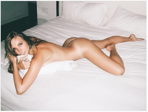 Elizabeth Loaiza, modelo