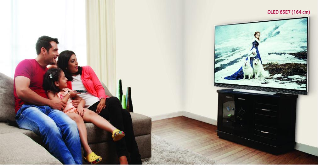 El 60 por ciento de los barranquilleros compra televisor para ver fútbol y Netflix