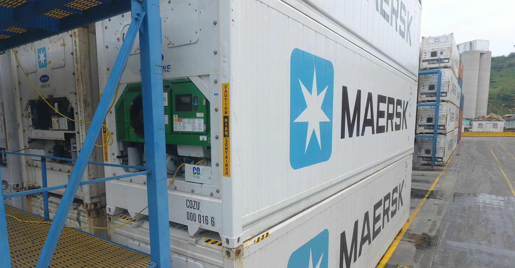 Puerto de Santa Marta fue seleccionado para prueba de contenedores refrigerados Natural Line