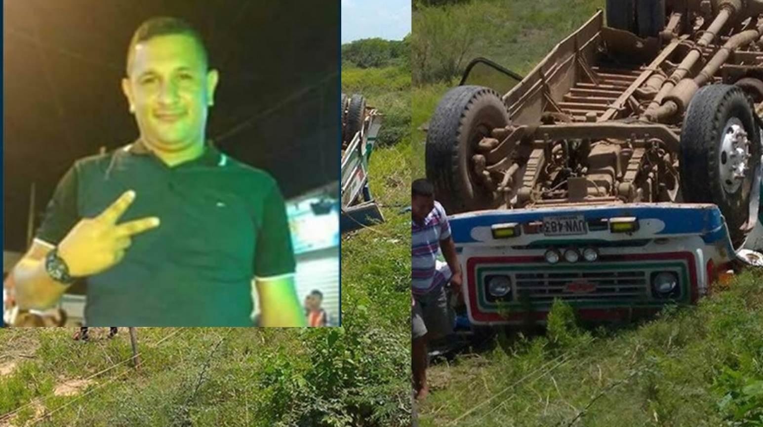Identifican a la persona muerta en accidente en la 'Trocha de la prosperidad' en Sitionuevo, Magdalena