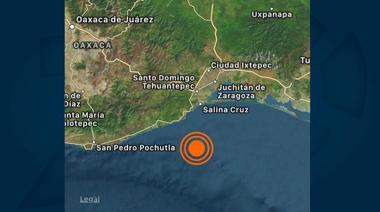 Sismo de 5,5 sacudió la zona más impactada por terremoto en México hace 8 días