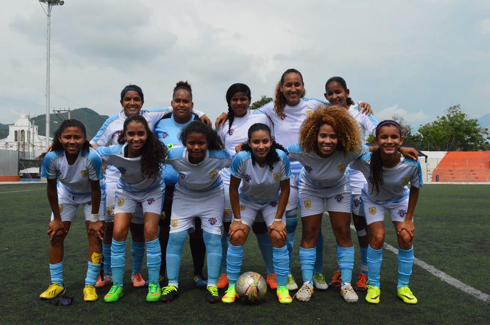Independiente Santa Marta clasifica a segunda ronda de Torneo Difútbol Femenino