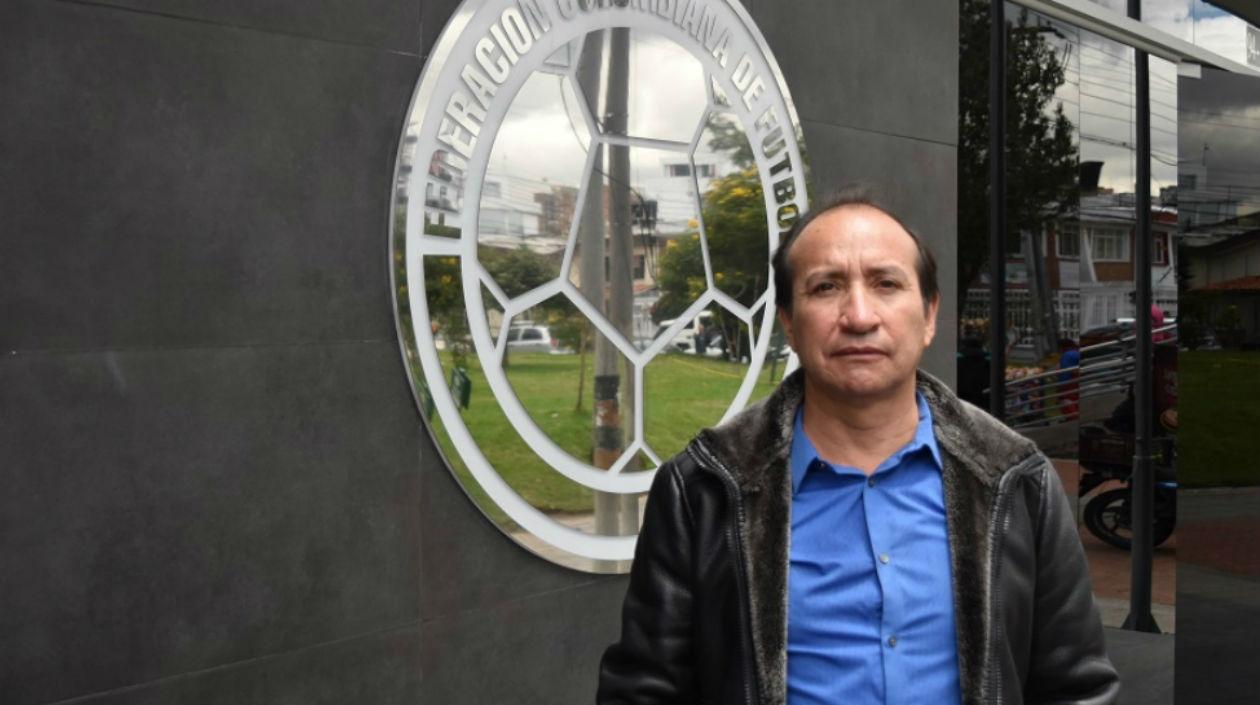 Pedro Rodríguez, nuevo técnico de la Selección Colombia femenina