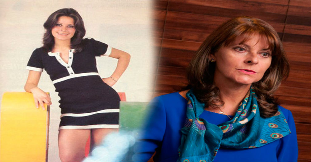 Marta Lucía Ramírez, una cotizada exmodelo que hoy sueña con gobernar al país