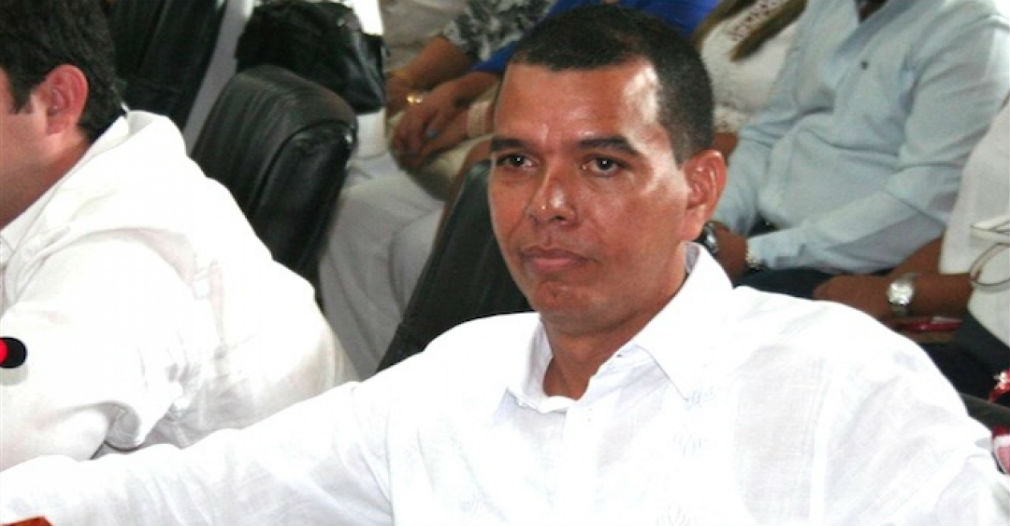 Capturan a concejal de Barranquilla, Recer Lee Pérez Torres