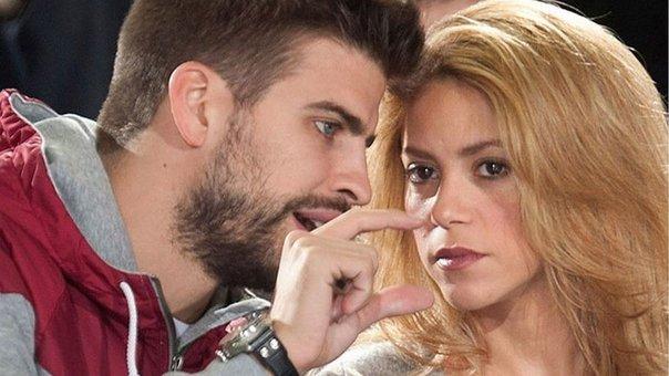 A pesar de los rumores, Shakira y Piqué se muestran juntos en las redes sociales