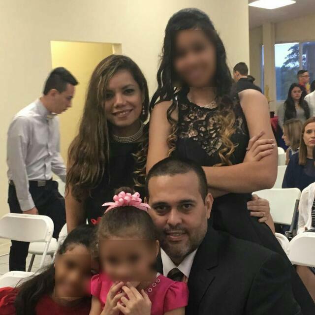 Su familia en Santa Marta perdió contacto tras el paso del huracán María