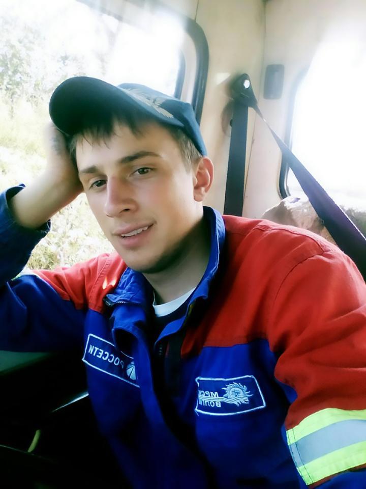 Artyom Dogorov, novio de la niña de 15 años.