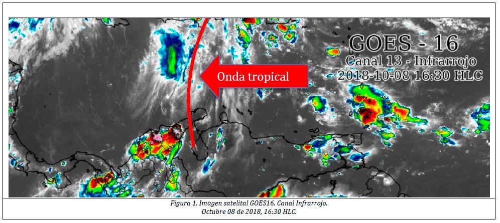 Imagen satélite.