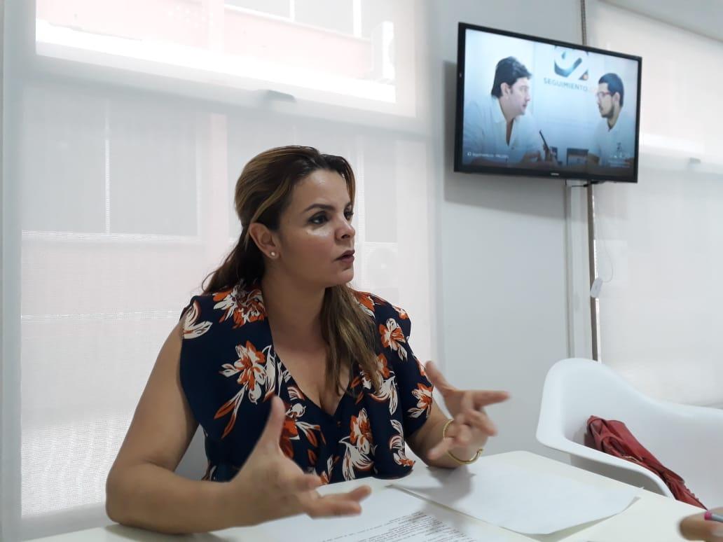 Secretaria de Cultura, Diana Viveros